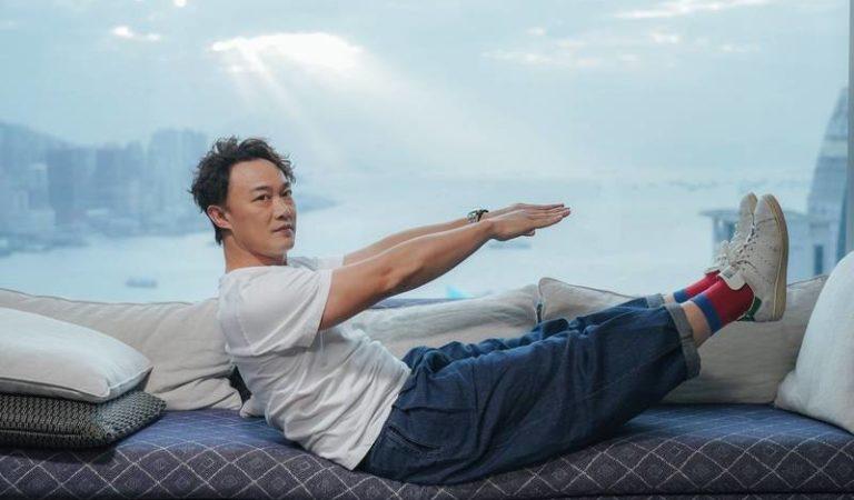 感動!陳奕迅超想念台灣 被拱攻蛋說話了