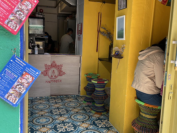 尼泊爾人妻推廣家鄉味道—饃饃餃子