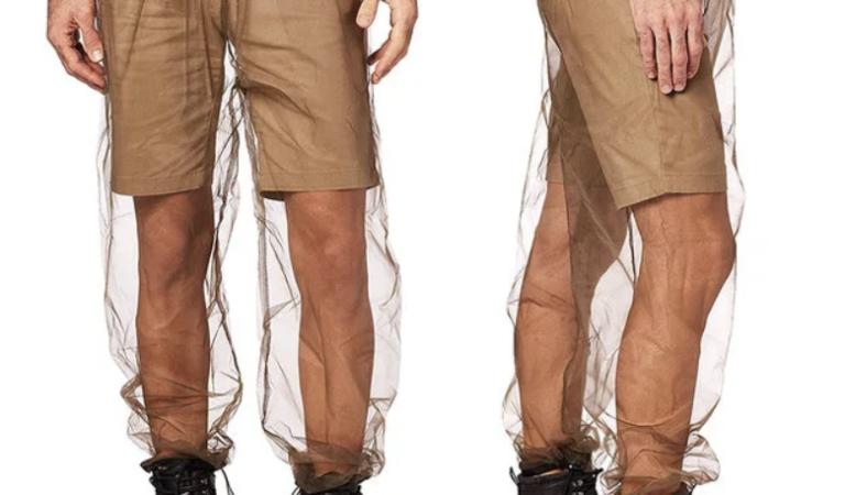 戶外活動神器!夏季必備「蚊帳褲」輕薄透氣 露營時蚊蟲也拿你沒轍!